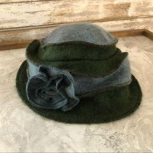 Unique Wool hat